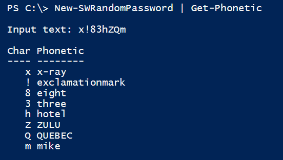 Generating passwords for Active Directory–Revisited